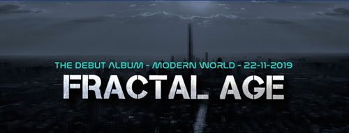 FRACTAL AGE - CD Modern World