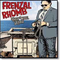 "FRENZAL RHOMB 7""EP Early Model Kooka (Lim. Ed./colored Vinyl)"