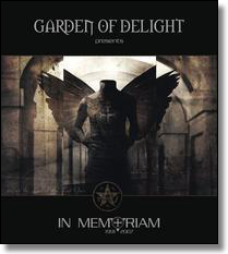 GARDEN OF DELIGHT - DoCD In Memoriam (Lim.Ed.)