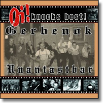 GERBENOK / UNANTASTBAR - Split-CD