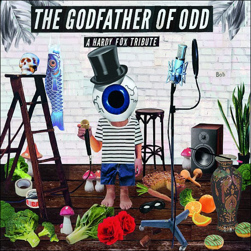 THE GODFATHER OF ODD - A Hardy Fox Tribute - CD-Sampler