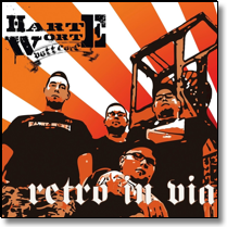 HARTE WORTE - LP Retro In Via (Lim.Ed./col.Vinyl)
