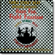 HAVE FUN FIGHT FASCISM - CD-Sampler