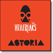 HELLFREAKS, THE - CD Astoria