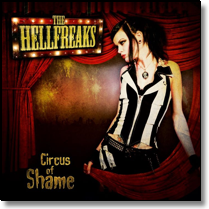 HELLFREAKS, THE - CD Circus Of Shame (ReIssue/remastered)