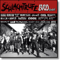 HELMUT COOL - LP Schlachtrufe BRD GmbH (+Comic/+Download)