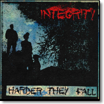 "INTEGRITY - 7""EP Harder They Fall (Lim. Ed./pink Vinyl)"