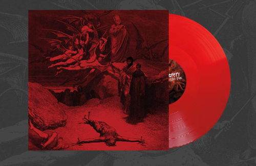 INTEGRITY - LP To Die For (Lim. Ed./red Vinyl)