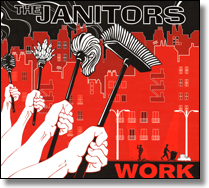 JANITORS, THE - CD Work