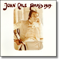 JOHN CALE - CD Paris 1919