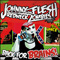 JOHNNY FLESH & THE REDNECK ZOMBIES - CD Back For Brains