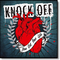 KNOCK OFF - LP(+CD) You Get One Life