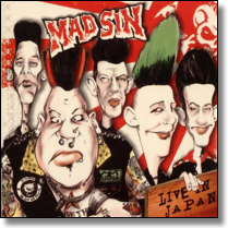 MAD SIN - CD Live In Japan