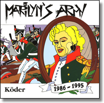 Marilyns Army CD Koeder