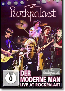 DER MODERNE MAN - DVD Live At Rockpalast