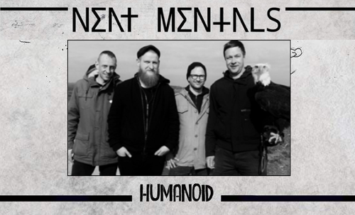 NEAT MENTALS - LP Humanoid (+ Download)