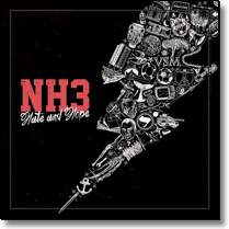 NH3 - CD Hate And Hope