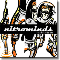 NITROMINDS - CD Something To Believe