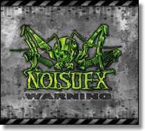 NOISUF-X - CD Warning