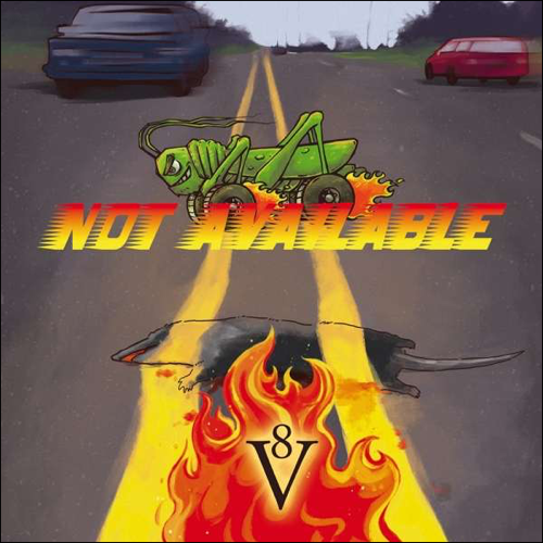 NOT AVAILABLE - LP V8 (Lim. Ed.)