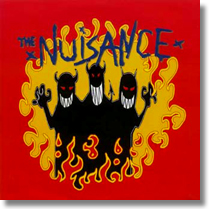 "NUISANCE, THE 7"" EP Motorpunk"