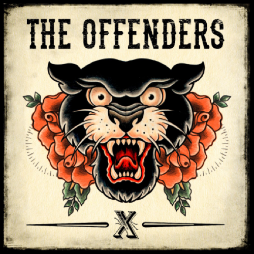 OFFENDERS, THE - LP X (ReIssue)