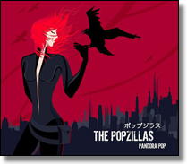 POPZILLAS, THE - MCD Pandora Pop