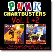 PUNK CHARTBUSTERS - Vol. 1 + 2 - DoCD-Sampler