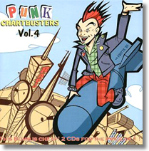 PUNK CHARTBUSTERS Vol.4 - DoCD-Sampler