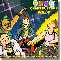 PUNK CHARTBUSTERS Vol.5 - DoCD-Sampler