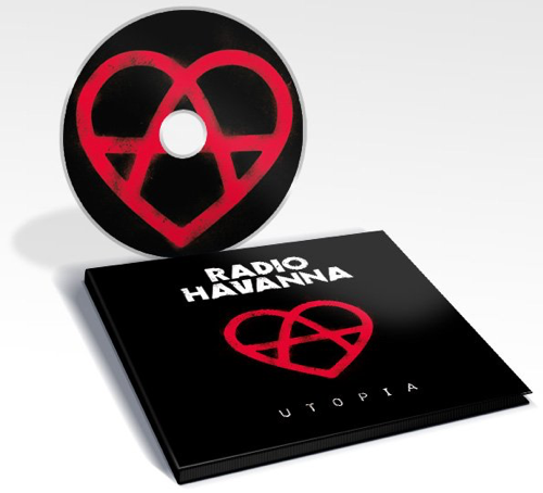 RADIO HAVANNA - CD Utopia (Digipack)