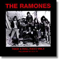 RAMONES - LP Rock & Roll Radio Vol.1