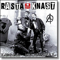 RASTA KNAST - MLP Legal kriminal (ReIssue)