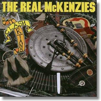 REAL McKENZIES - LP Clash Of The Tartans (Remastered)