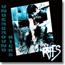 RIFFS, THE - LP Underground Kicks