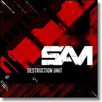 SAM - CD Destruction Unit