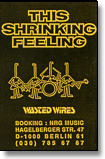 SHRINKING FEELING, THIS - MC Wasted Wires