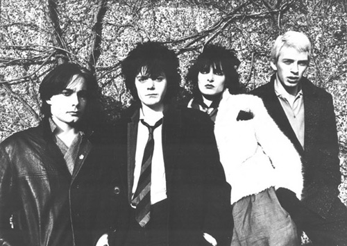 SIOUXSIE & THE BANSHEES - MC Vortex London 1977