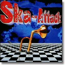 SKA-ATTACK VOL.1 - CD-Sampler