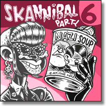 SKANNIBAL PARTY 6 - CD-Sampler