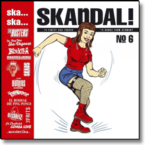 SKA SKA SKANDAL No.6 - CD-Sampler