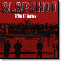 SLAPSHOT - LP Tear It Down (Lim. Ed./coloured Vinyl)