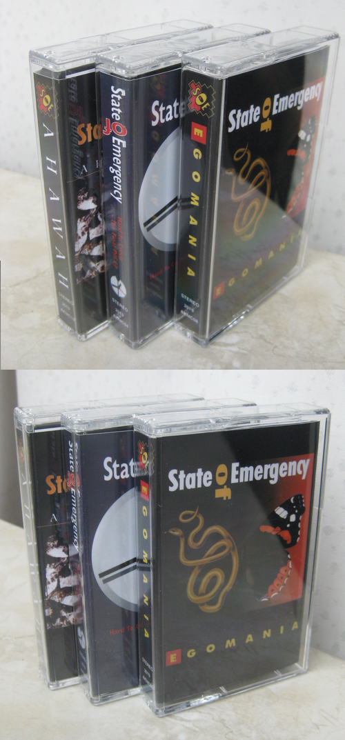 STATE OF EMERGENCY - MC Hard To Creep - The Final Pill EP