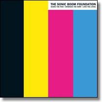 SONIC BOOM FOUNDATION, THE - CD Share The Pain - Embrace The Hope - Love The Living