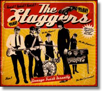 STAGGERS, THE - CD Teenage Trash Insanity