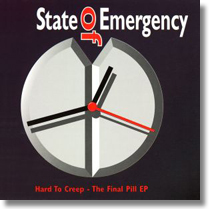 STATE OF EMERGENCY - MCD Hard To Creep - The Final Pill EP