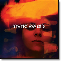 SAINT MARIE - STATIC WAVES 5 - CD-Sampler
