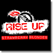 STRAWBERRY BLONDES - LP Rise Up (Lim. Ed./col. Vinyl)