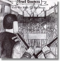 STREET TROOPERS - CD Take The Battle To The Street