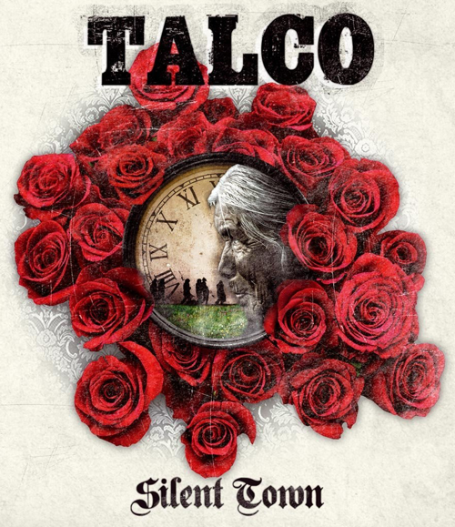 TALCO - LP Silent Town (+Download)